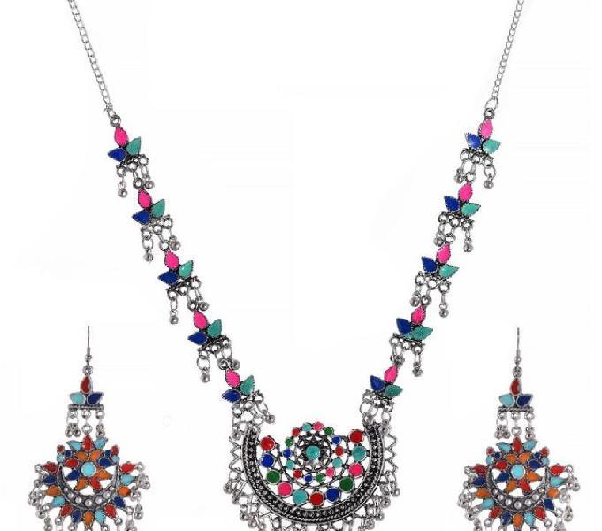 Thread oxidized jewellery gurgaon, banglore, hyderabad, pune
