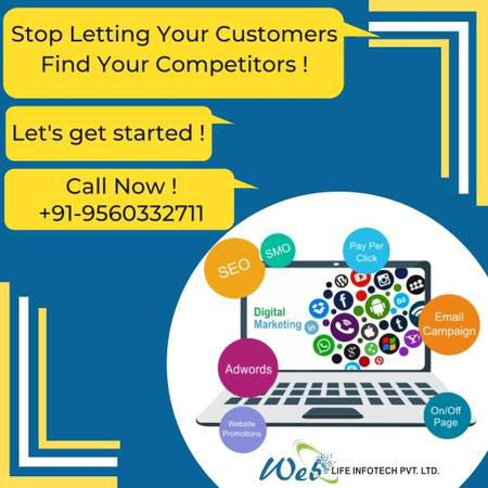 Business portal development | weblife infotech pvt. ltd. -