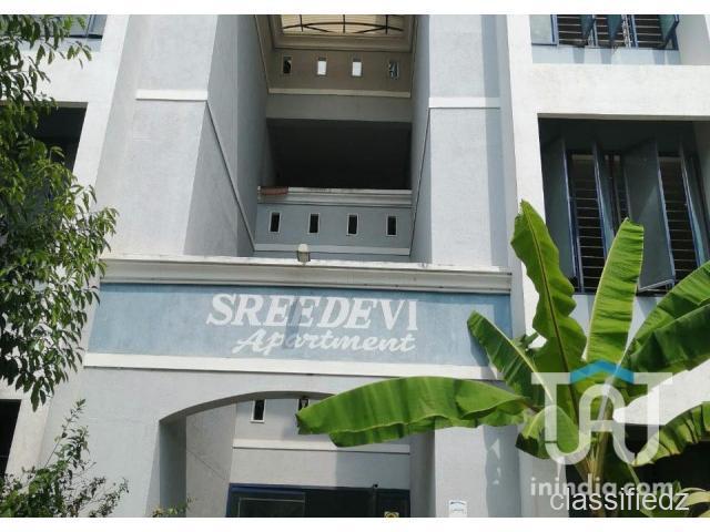 Appartment for sale in neeramankara thiruvananthapuram