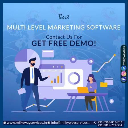 Best multi level marketing software company in delhi ncr -