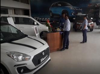 Find Your Nearest Maruti Suzuki Showroom in Varanasi