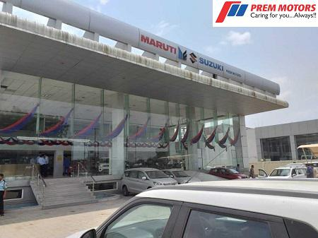 Get new car at prem motors shivpuri link road gwalior