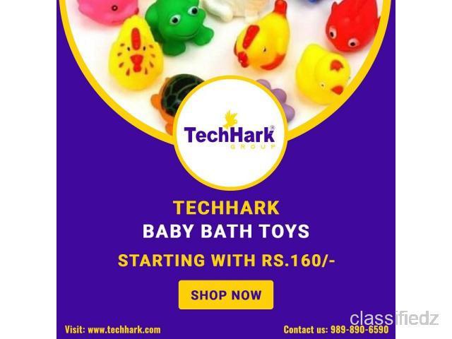 Techhark baby bath toys for kids ahmedabad