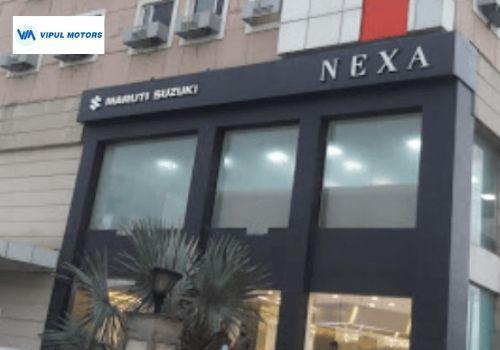 Visit nexa vipul motors to grab best discount on cars