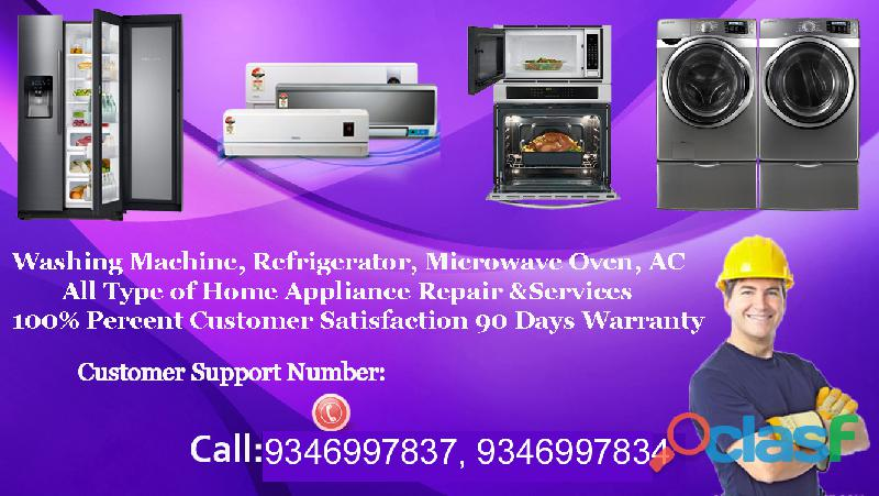 Samsung Washing Machine Service center in Bangalore