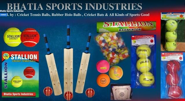 Bhatia sports industries cricket bat manufacturers wholesale