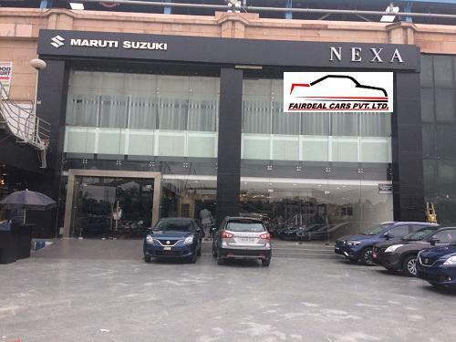 Fairdeal cars - leading car dealer of nexa delhi