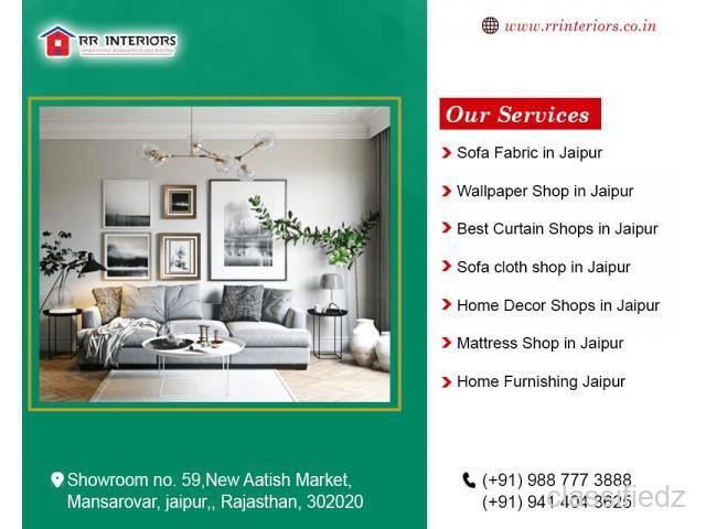 Home furnishing and home decor shops in jaipur, ajmer, kota,