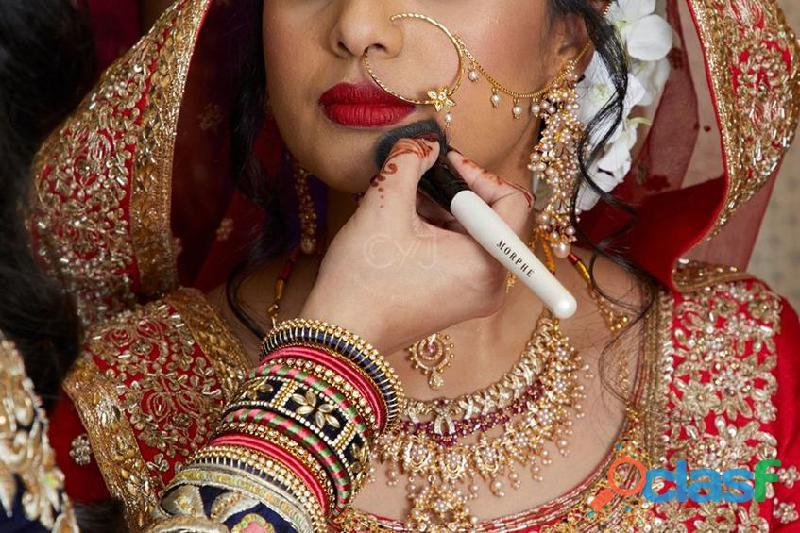 Best makeup artist for wedding in delhi ncr – cyj events