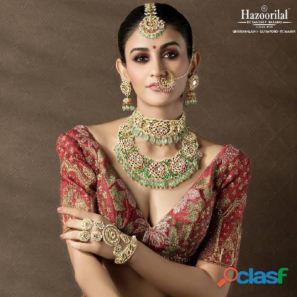 Hazoorilal diamond jewellers in delhi