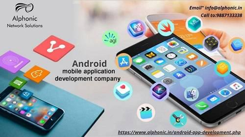 Android mobile app development company - computer services