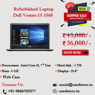 Dell vostro 15 3568 laptop