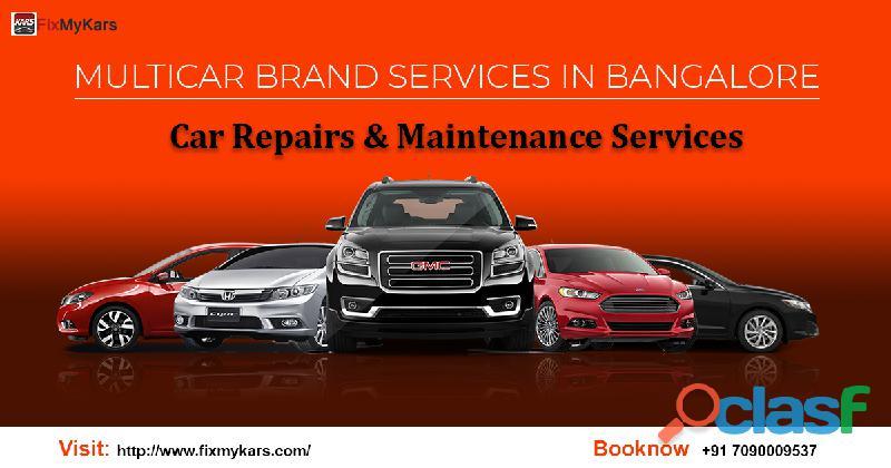 Car Service at Doorstep   fixmykars.com