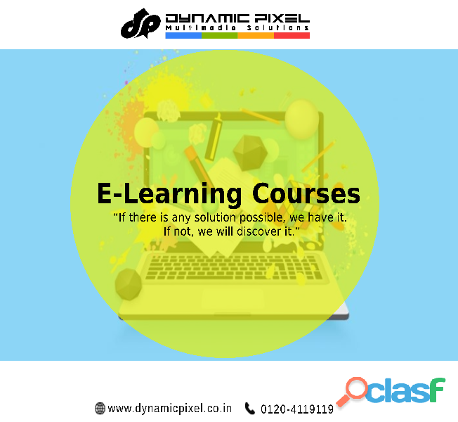 Top E  Learning Content Development Company