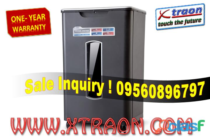 Paper Shredder Machine Service in Delhi