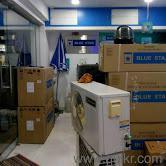 Brand new blue star 15 ton 5 star inverter split ac only in