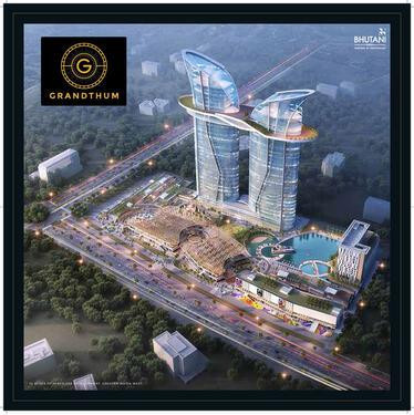 Check out Office Space in Noida Extension Bhutani Grandthum