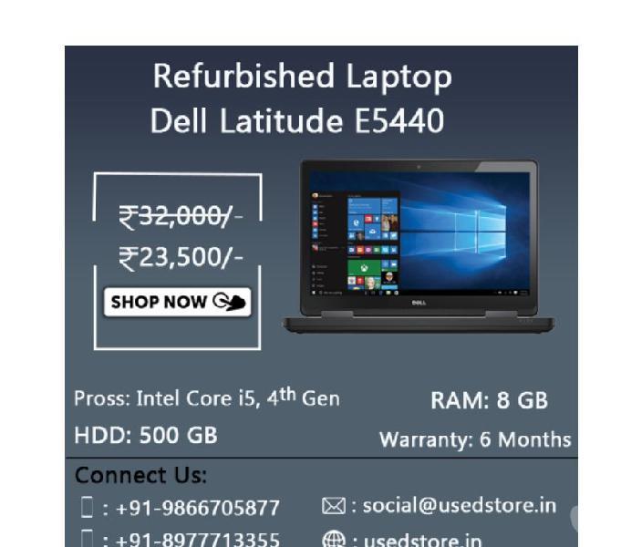 Refurbished dell latitude e5440 laptop