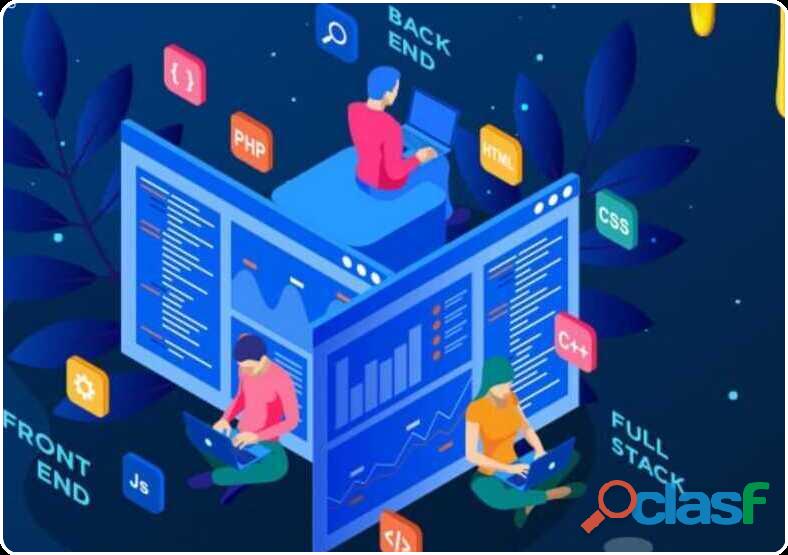 Full Stack Development Company   ITOutsourcingChina
