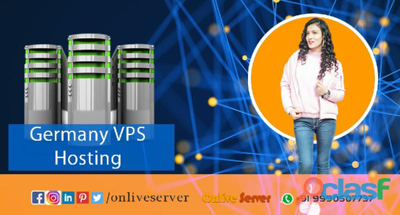 Latest VPS Hosting Server of Germany