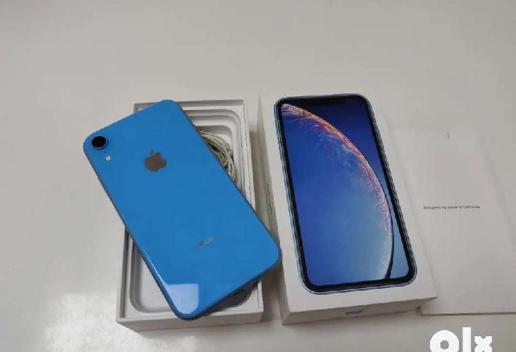 Apple iphone xr 64gb (blue) 5mth warranty available