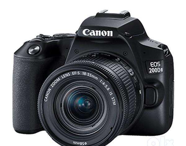 Brand new canon 200d