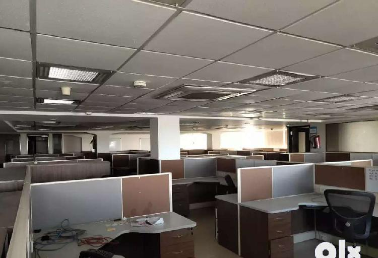 Corporate office for pvt. ltd and mnc companies availableat