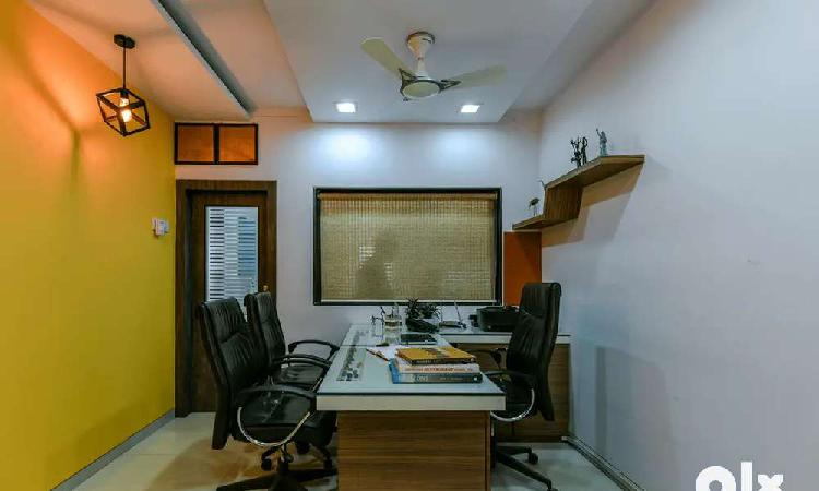 Office for rent, only rs:500