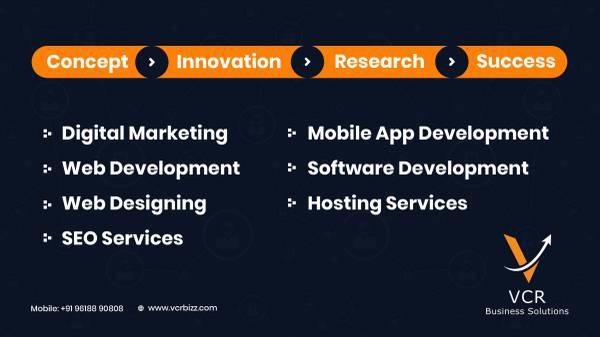 Software development services in hyderabad & karimnagar -