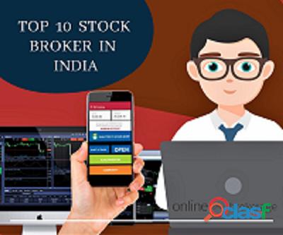 Best stock brokers in India 2020