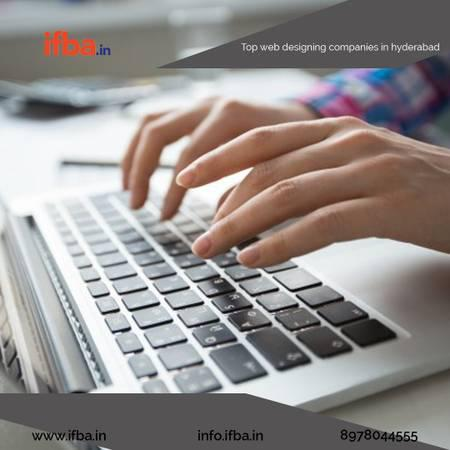 Web design and development in hyderabad - creative services
