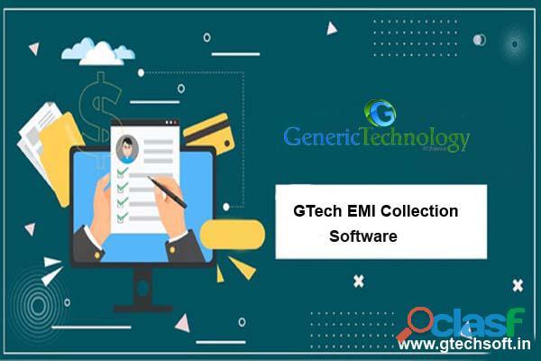GTech EMI Collection Management Software