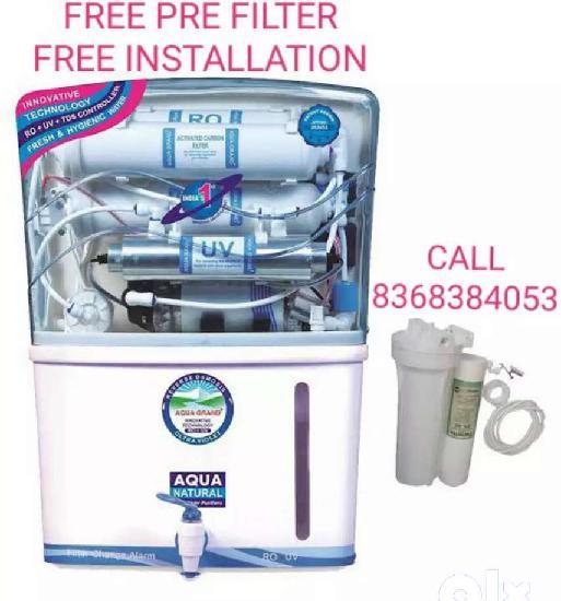 Brand new aquafresh ro uv uf tds & water purifier at