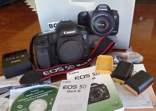 Canon eos 5d mark iii ef 24105mm f4l is ii usm lens kit dig