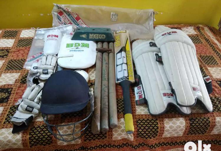 Cricket kit from lodhi sports