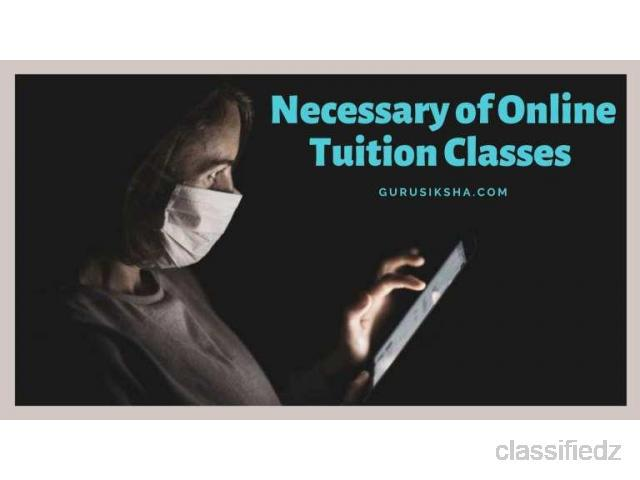 Importance of home tuition classes in the recent situation