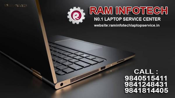 Laptop service technician - computer services