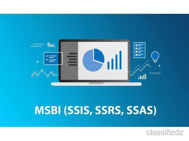 Msbi training - microsoft bi certification training online |