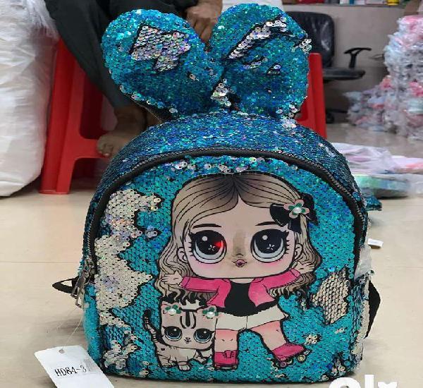 Musical backpack bags for children