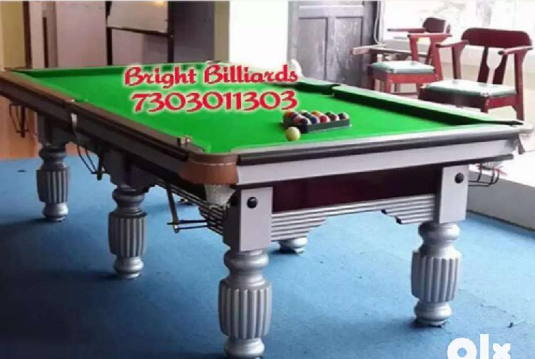 Pool table standard size 4x8