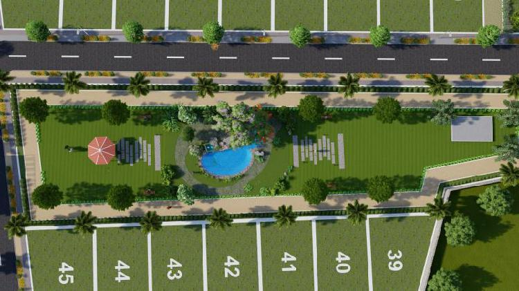 Villa Plots For Sale In Whitefield, Bangalore - Shriram
