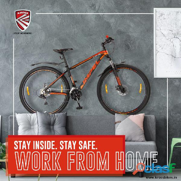 Buy their very best quality bicycle online
