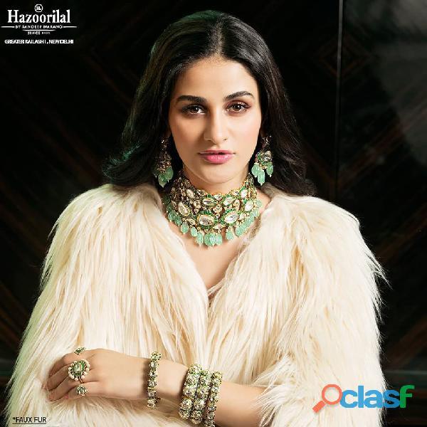 One of the leading diamond jewellers in Delhi