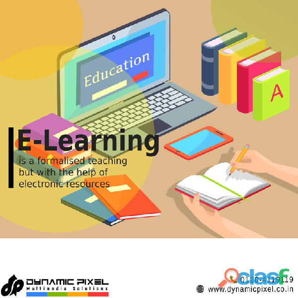 Best e learning courses content development company in Ghaziabad