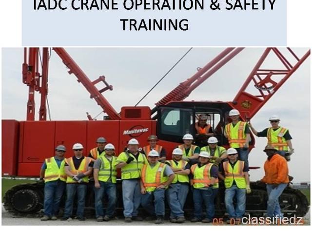 Best crane operation & safety training - crewpetro mumbai