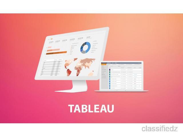 Best Tableau Certification Training Institute | Tableau