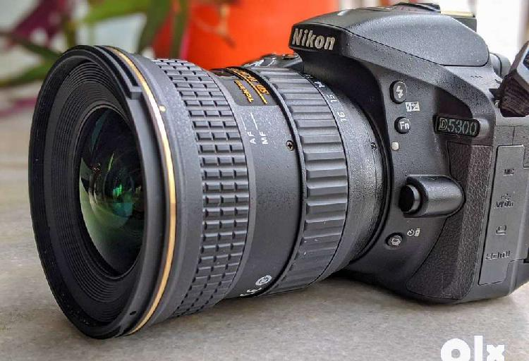 Tokina 11-16mm 2.8 , at-x pro dx ii (showroom condition)