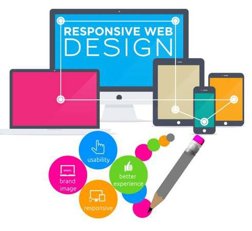Website redesign services - computer services