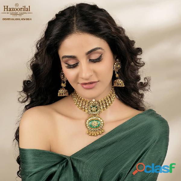Hazoorilal Gemstone jewellers in india