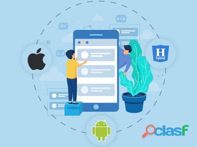Hire Mobile App Developer Just $12 Hour